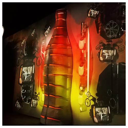 Coca-Cola Visitor <br> Centre Installation