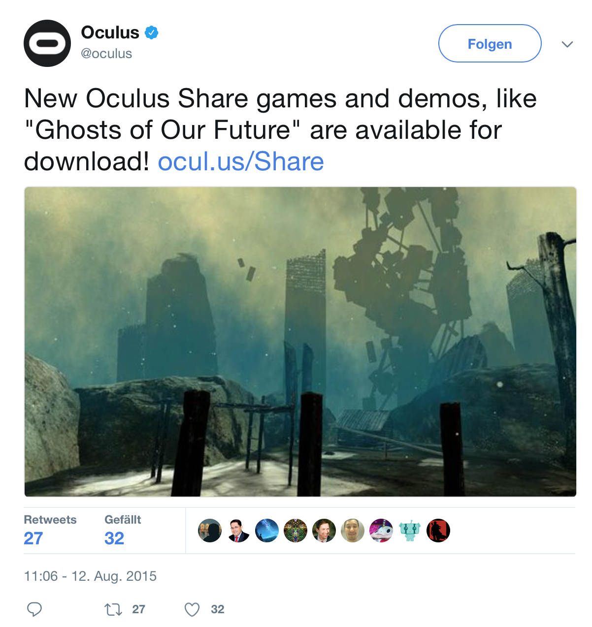 Ghosts of our Future